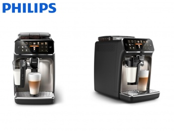 Philips présente sa nouvelle machine automatique Philips Série 5400 LatteGo